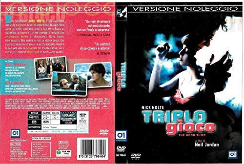 TRIPLO GIOCO - THE GOOD THIEF [2002] dvd ex noleggio