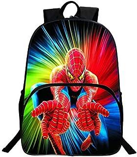 Schoolbag Backpack Shoulder Bag Lightweight Multipurpose School Camping Backpack