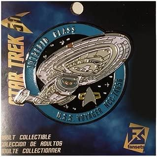 Star Trek Voyager NCC-74656 Pin