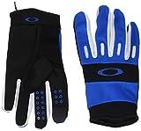 Oakley Factory 2.0 - Guantes para Hombre, Hombre, Color Blue Line, tamaño Small