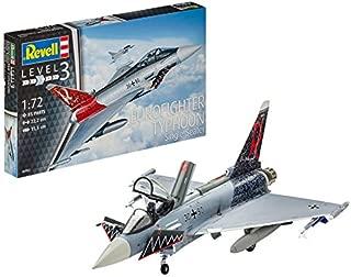 Revell Eurofighter Typhoon Single Seater, Kit de Modelo, Escala 1:72 (3952) (03952), 15,5cm