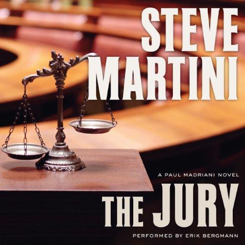 The Jury: Paul Madriani, Book 6