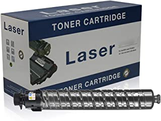 Compatible Toner Cartridges Replacement for RICOH MPC5000C Toner Cartridge for RICOH Aficio MPC4500 MPC5000 Toner,Black