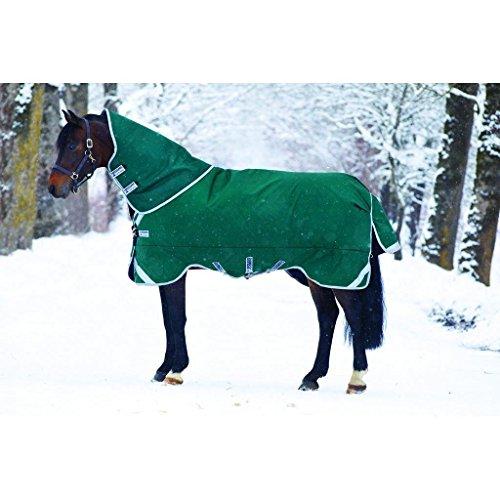 Horseware Rambo Original lite mit Beinausschnitt Größe 140 grün