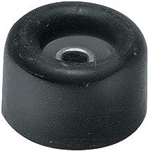 Deurbuffer diameter 40 mm hoogte 40 mm grijs uit