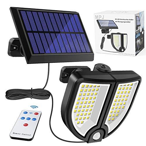 MPJ 90 LED Lámparas solares para exteriores, lámpara solar...
