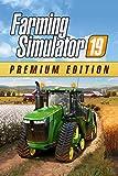 """L'édition Premium Edition contient le jeu best-seller Farming Simulator 19 et de nombreux contenus additionnels. Jouez à l'expérience de jeu """"""""farming"""""""" ultime ! Relevez les défis de l'agriculteur moderne et développez votre ferme en Amérique et en E..."""