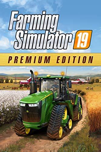 Farming Simulator 19 Premium – PC [Online Game Code]