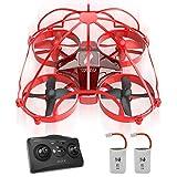 ATOYX Mini Drone para Niños y Principiantes, AT-66D RC Drone...