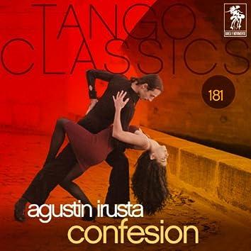 Tango Classics 181: Confesion