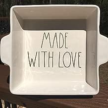 Rae Dunn Made With Love Baking Dish
