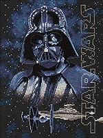 """ディメンジョンズ クロスステッチ 刺繍キット """"スターウォーズ ダースベイダー"""" Dimensions Needlecrafts Counted Cross Stitch,Star Wars - Darth Vader 【並行輸入品】"""