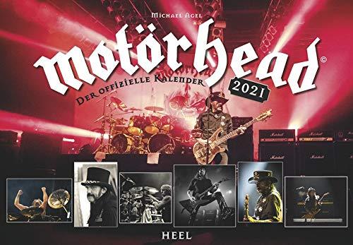 Motörhead - Der offizielle Kalender 2021