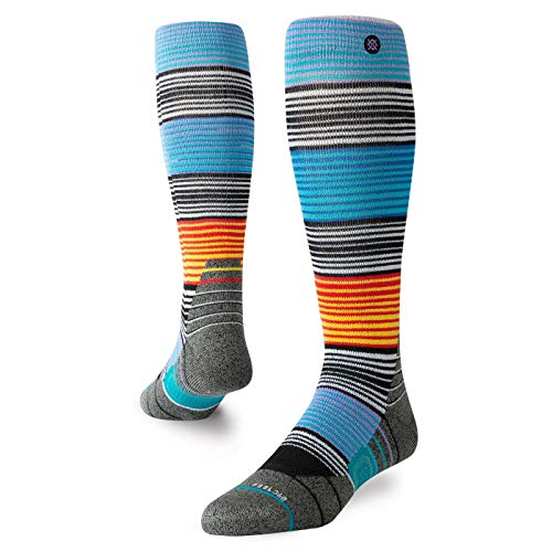 Stance Damen Socken WOLF CROSSING, Größe:L, Farben:multi