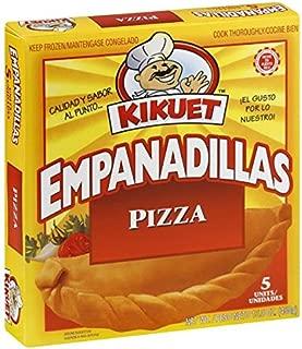 Empanadillas de Pizza KIKUET - Pizza Turnovers - 5 Units Box