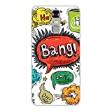 Todo Phone Store Coque Etui Personnalisé Design Impression UV LED Silicone Dessin TPU Gel [Comics...