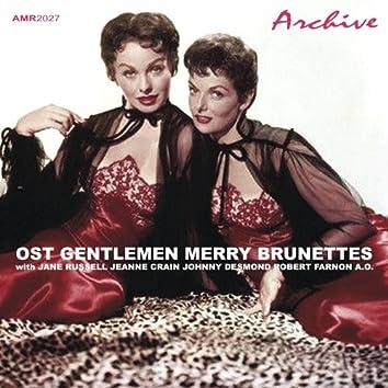 OST Gentlemen Marry Brunettes