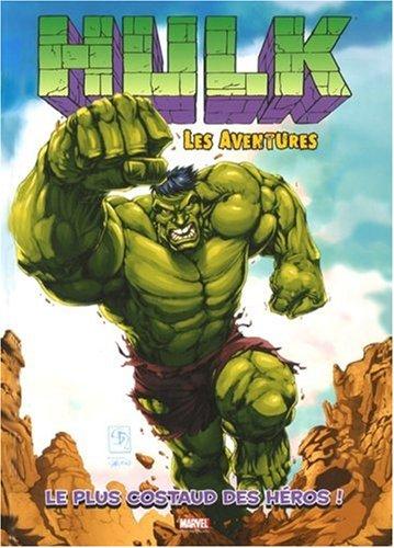 Hulk Les Aventures T01