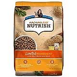 Rachael Ray Nutrish Limited Ingredient Lamb Meal & Brown Rice Recipe,...