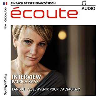 Écoute audio - Interview Patricia Kaas. 5/2017 Titelbild