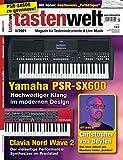 Yamaha PSR-SX600 im Test und Christopher van Deylen Interview in der tastenwelt