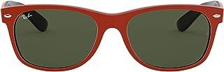 نظارة شمسية جديدة باطار وايفارير من راي بان RB2132