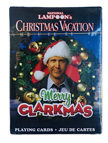 Aquarius Merry Clarkmas National Lampoon's Christmas Vacation Playing Cards 52 Card Deck
