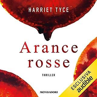 Arance rosse copertina