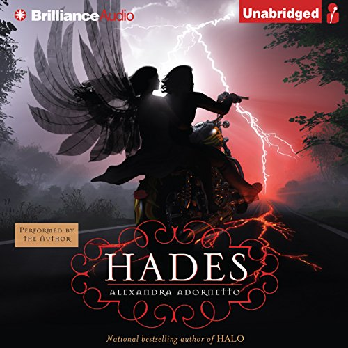 Hades audiobook cover art