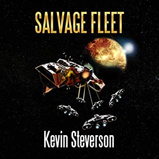 Salvage Fleet     The Salvage Title Trilogy, Book 2              Written by:                                                                                                                                 Kevin Steverson                               Narrated by:                                                                                                                                 KC Johnston                      Length: 7 hrs and 39 mins     Not rated yet     Overall 0.0