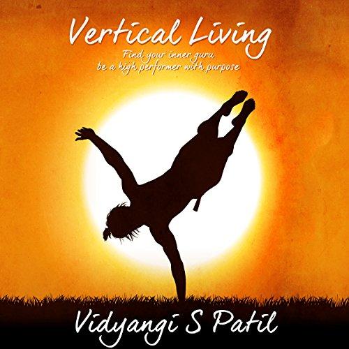Vertical Living audiobook cover art