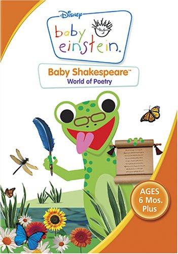 Baby Einstein - Baby Shakespeare - World of Poetry