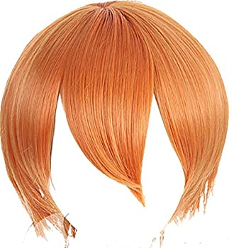 Whao Cosplay Wig for Love Live Rin Hoshizora