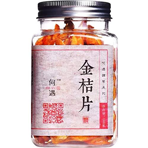 キンカンお茶 100 g 砂糖漬けの果物(金橘干100g 金橘茶 果脯蜜?)
