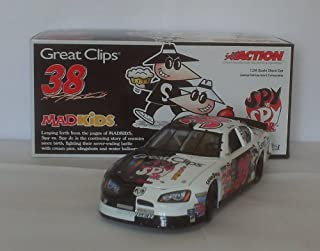 Kasey Kahne #38 Great Clips / Spy vs. Spy Kids / 2005 Charger / 1:24 Scale Diecast Car