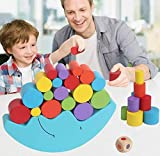 1 Set Baby Children Toys Moon Balance Game and Games Toy for 2-4