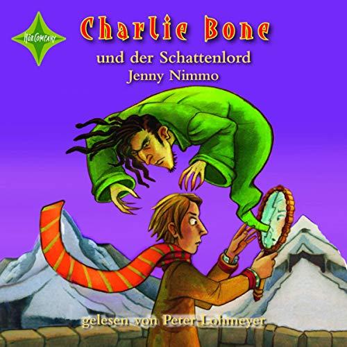 Charlie Bone und der Schattenlord Titelbild