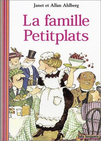 Amazon.fr - La Famille Petitplats - Ahlberg, Janet, Ahlberg, Allan - Livres