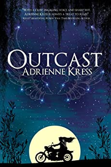 Outcast by [Adrienne Kress]