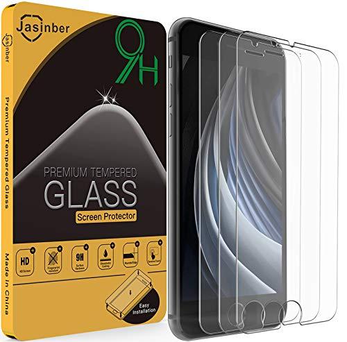 pantalla cristal templado iphone 8 fabricante Jasinber