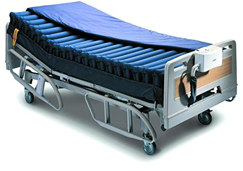 """Hot Sale Invacare Alternating Pressure Relief Mattress Replacement System 78.7"""" x 35.4"""" x 8"""" (inflated)"""