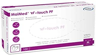 MaiMed MyClean vi-touch PF vinyl, poedervrij (XL)