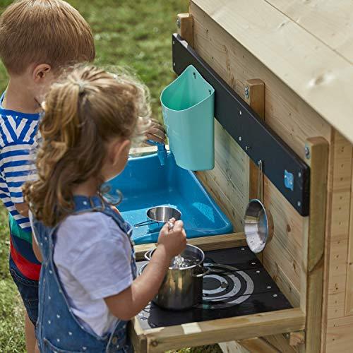 TP Toys 297 Mud Kitchen Playhouse Accessory Deluxe Schlamm Küche Spielhaus Zubehör, grün - 4