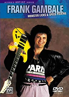 frank gambale monster licks and speed picking