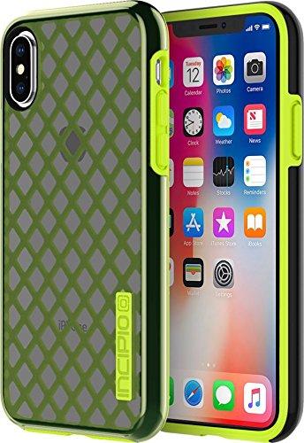 Incipio DualPro Sport custodia per cellulare 14,7 cm (5.8') Cover Verde, Traslucido