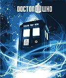 Doctor Who 'Gallifrey Comfy Fleece Blanket Throw 50x60