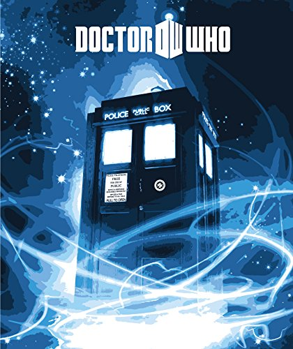 Doctor Who 'Galafrey' Comfy Fleece Blanket Throw 50x60