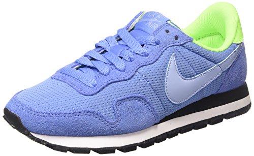Nike Air Pegasus 83, Scarpe da Corsa Donna, Blu (Blau (Polar/Aluminum-Flash Lime-Blk 400), 36 EU