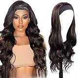 CAUGHTOO Long Headband Wigs for Black Women...