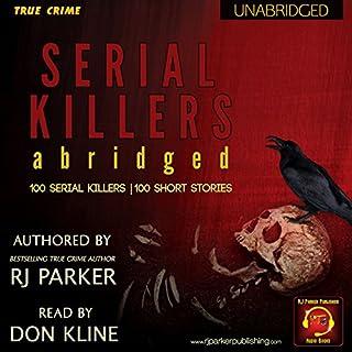 Serial Killers (Encyclopedia of 100 Serial Killers) cover art